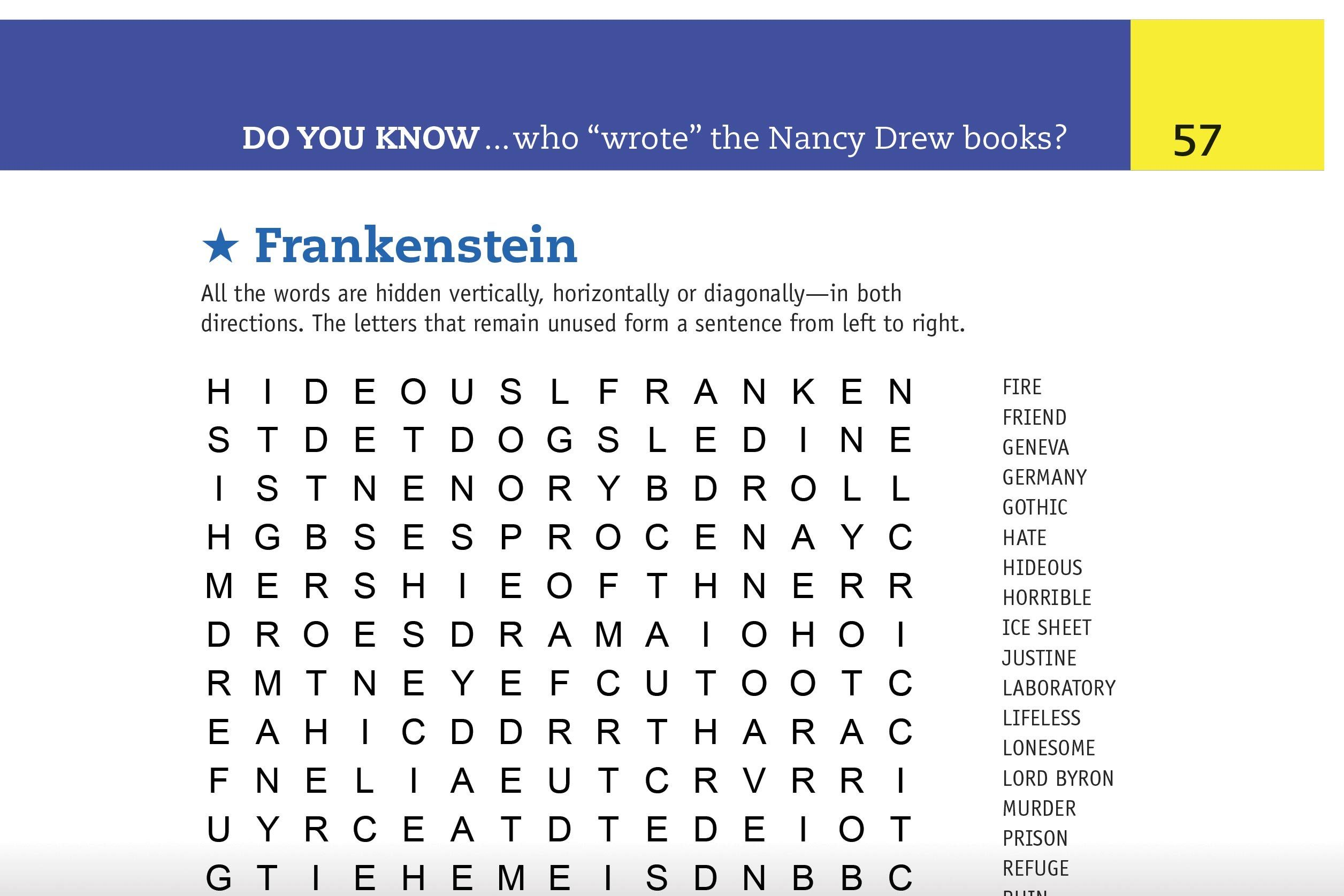 20 Word Search Puzzles You Can Print For Free