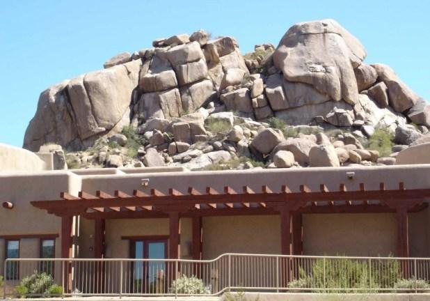 Boulders Resort in Scottsdale, Arizona