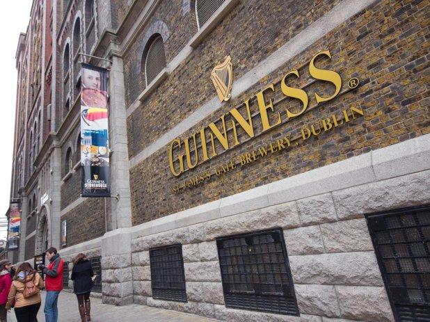 2. Tour the Guinness Storehouse