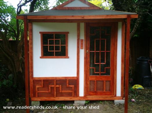 Easy Make Garden Shed