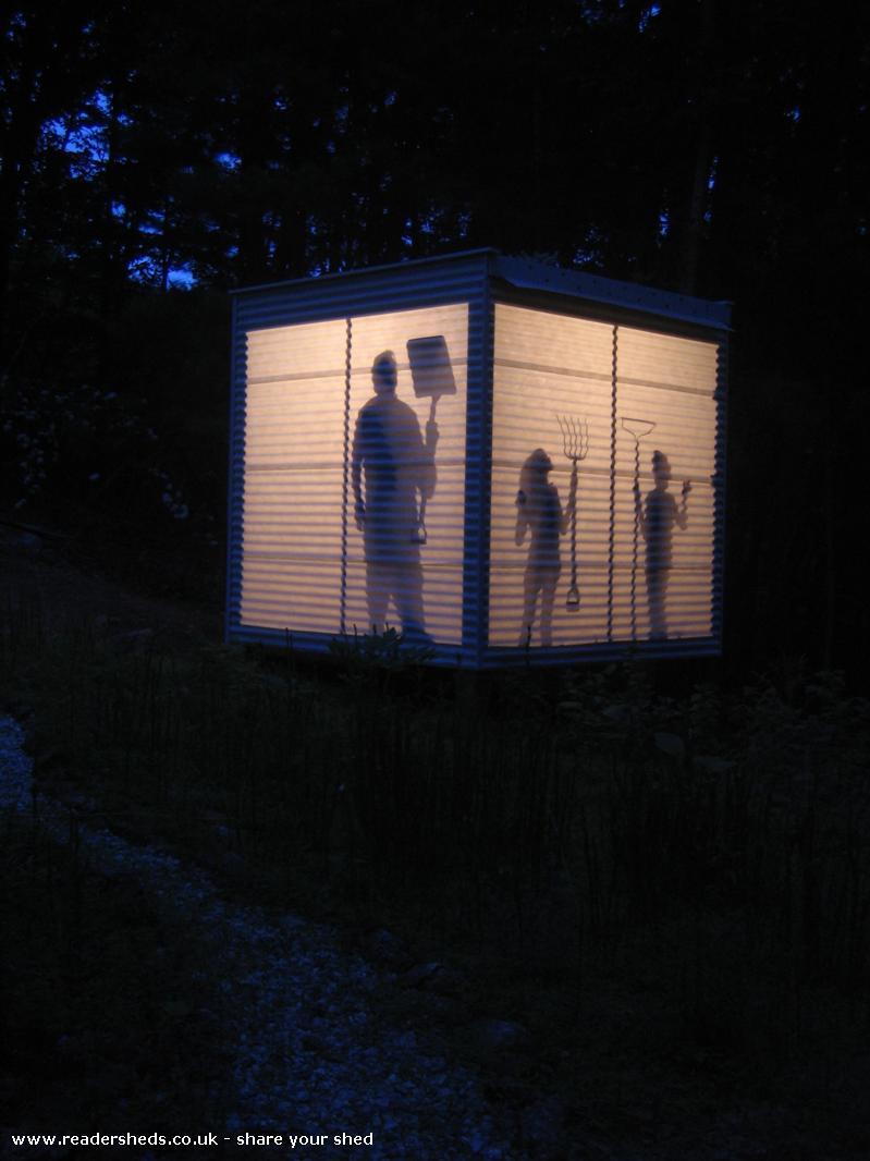 LanternShed - Jennifer Watson - Amherst, Virginia