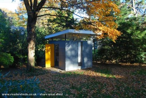 PV Lawn Cube 2011 - Bradd Crowley