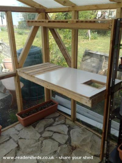 The Freegan Greenhouse - Andrew Gowland