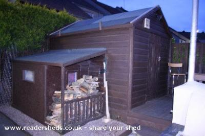 The Shed - Keith Robertson