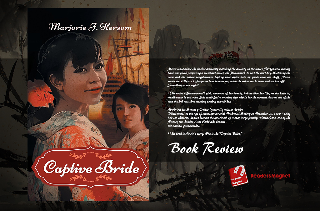 Straight from the Shelf: Captive Bride