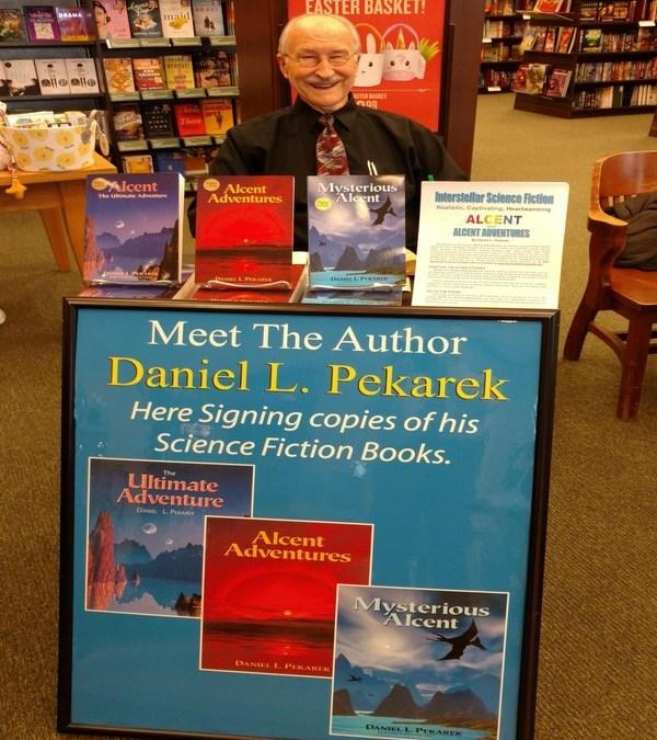 Alcent Trilogy | Daniel L. Pekarek