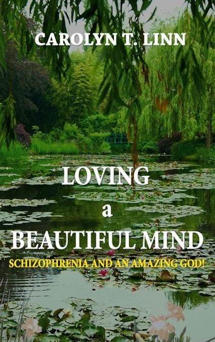 book cover loving a beautiful mind
