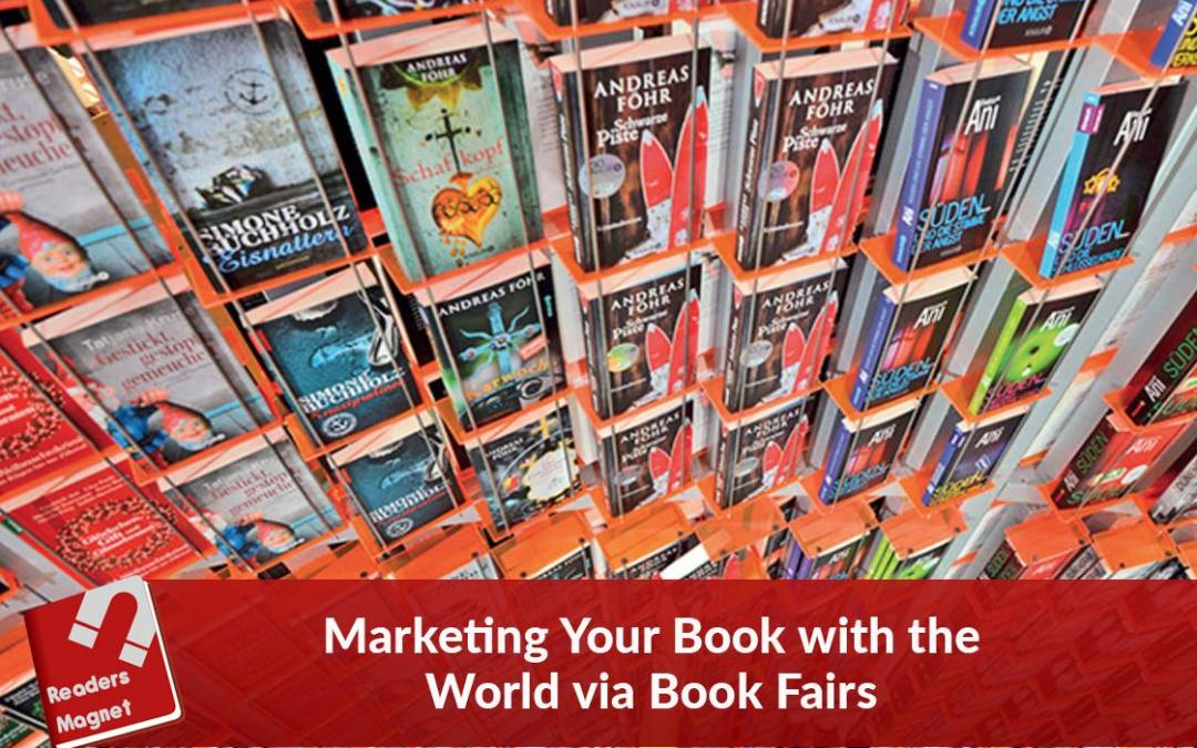 book marketing through book marketing services