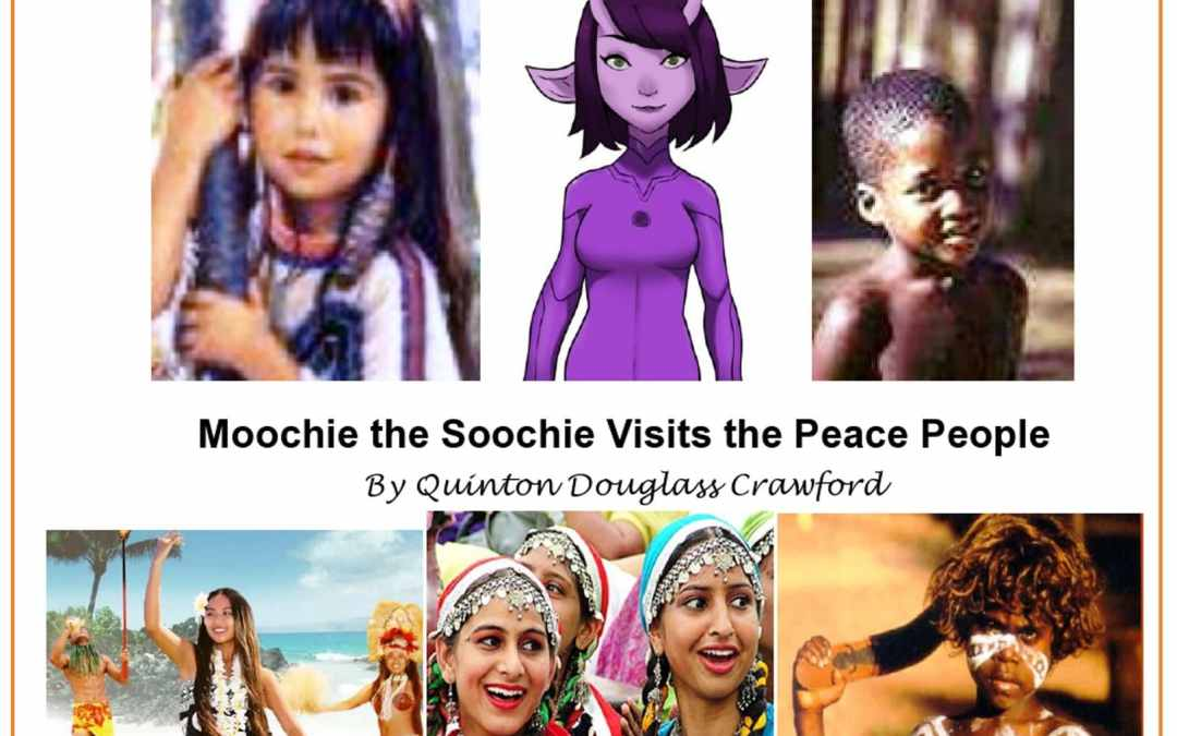 Moochie the soochie visits the peace people book cover