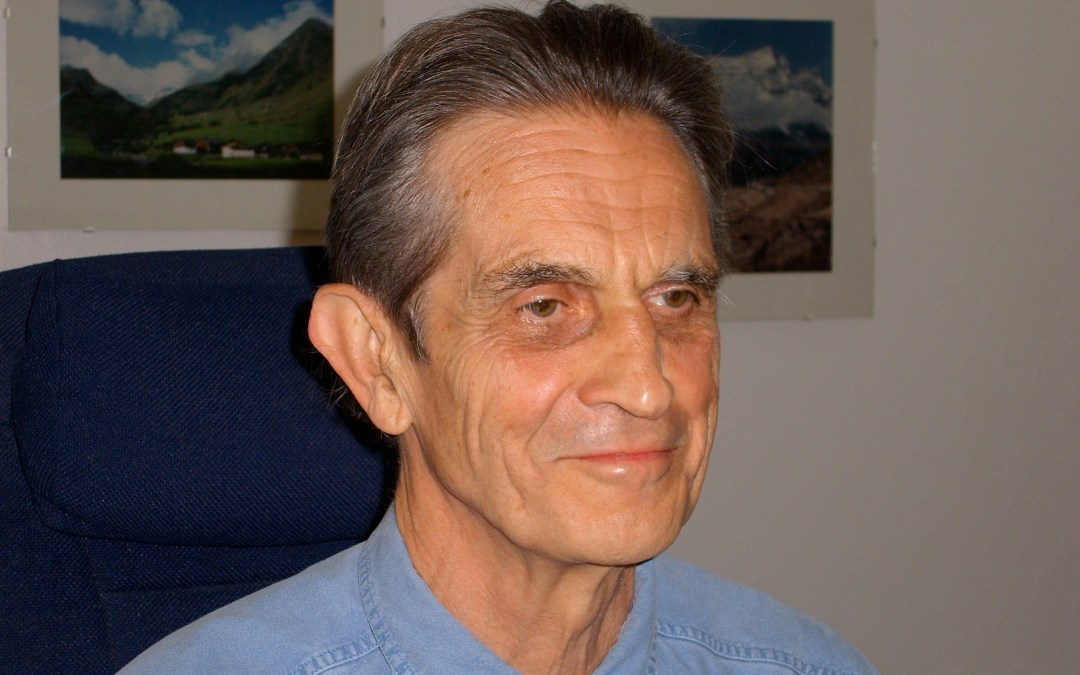 Tony Roffers author image
