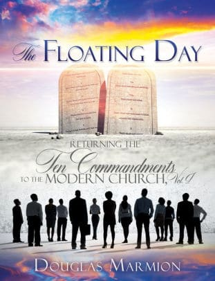 The floating Day book cover