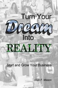 turn your dream into reality book cover
