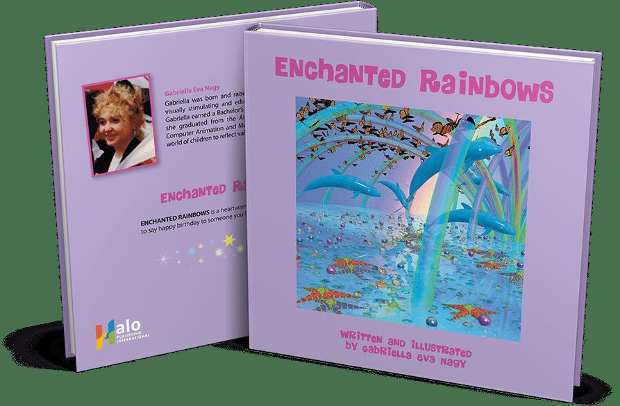 Book Feature: Enchanted Rainbows by Gabriella Eva Nagy
