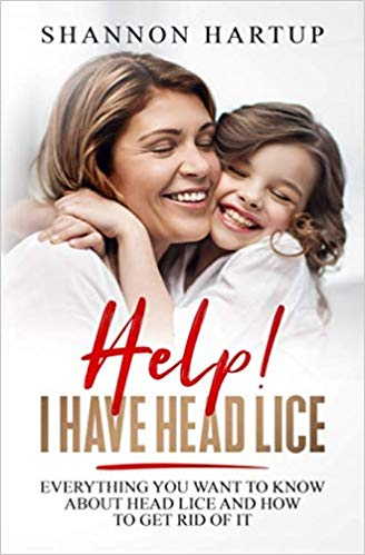 Help I have head Lice book cover