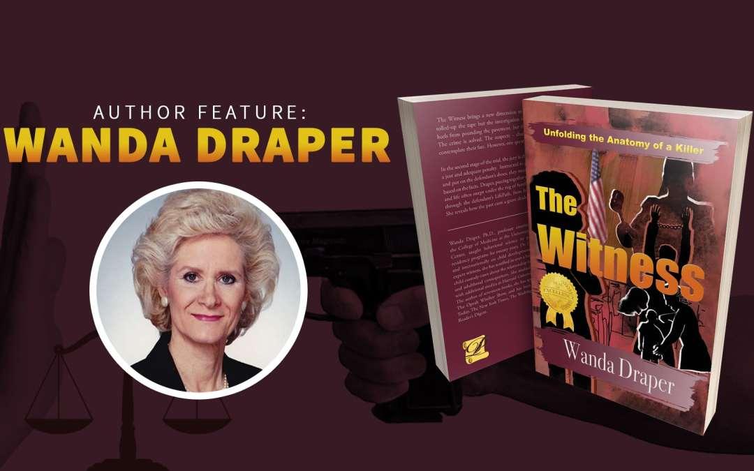 Author Feature: Wanda Draper