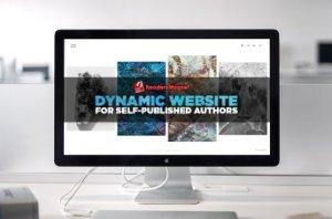 Author-Website-Dynamic-Website-for-Self-Published-
