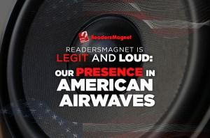 READERSMAGNET IS LEGIT AND LOUD