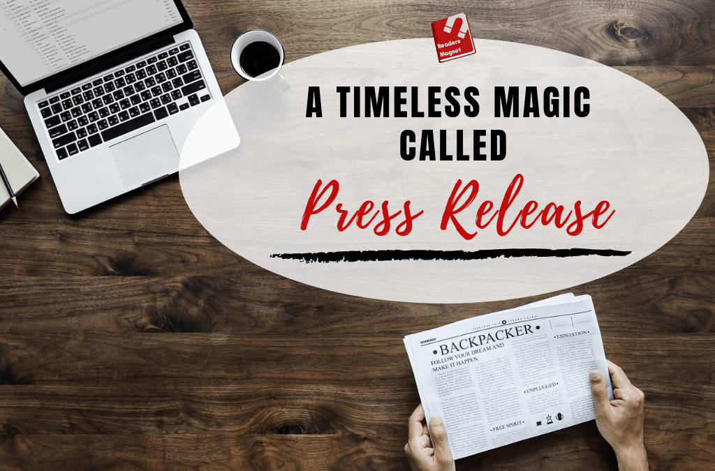 A Timeless Magic Called Press Release