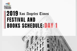 2019 Festival and Books Schedule Day1
