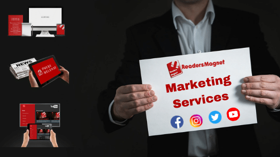 ReadersMagnet Review: Comprehensive Marketing Services, Anyone?