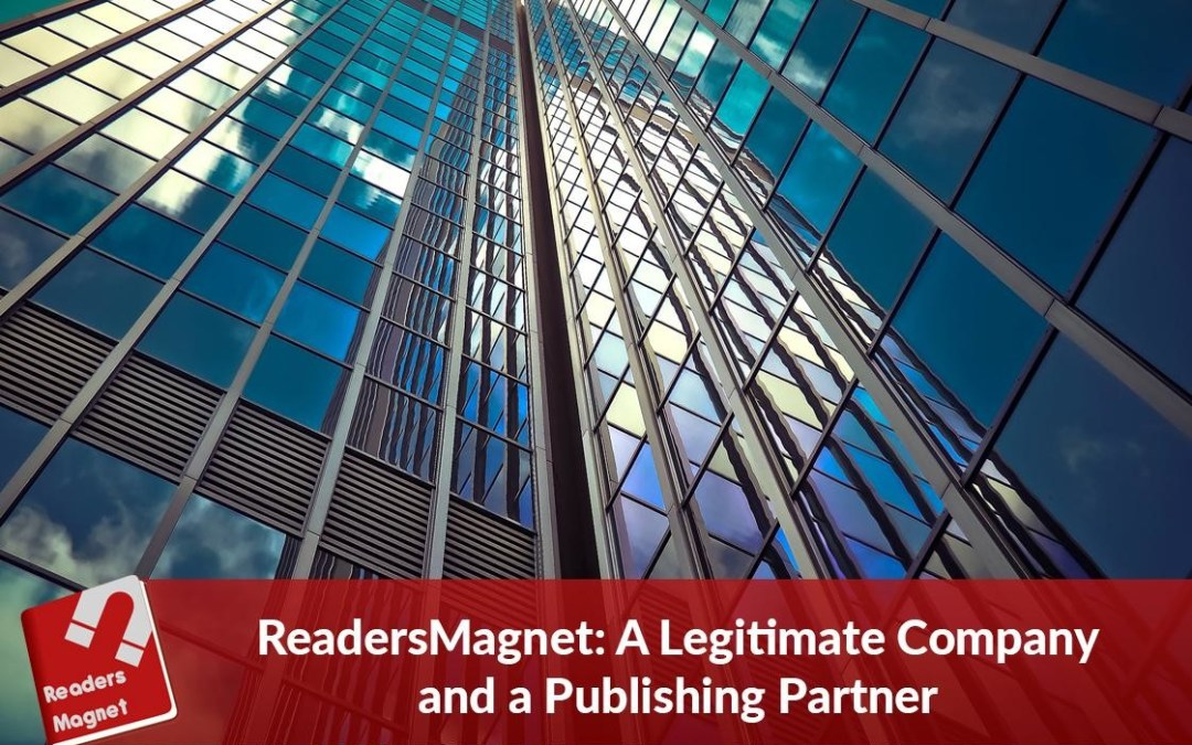 ReadersMagnet: A Legitimate Company and a Publishing Partner
