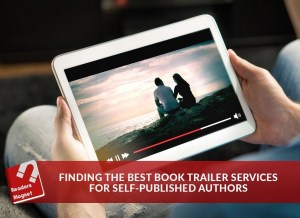 finding best book trailers
