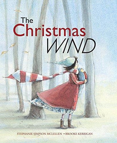 """The Christmas Wind"" by Stephanie Simpson McLellan"