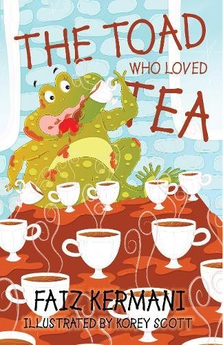"""""""The Toad Who Loved Tea"""" by Faiz Kermani"""