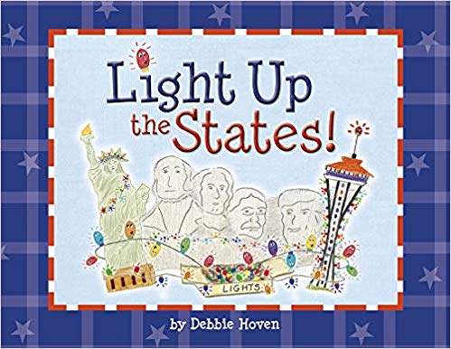 """""""Light Up the States"""" by Debbie Hoven"""