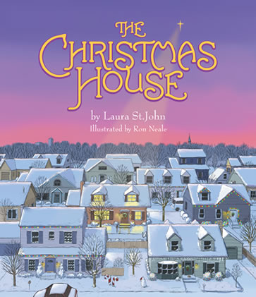 """The Christmas House"" by Laura St. John"