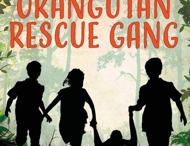 """The Orangutan Rescue Gang"" by Joyce Major"