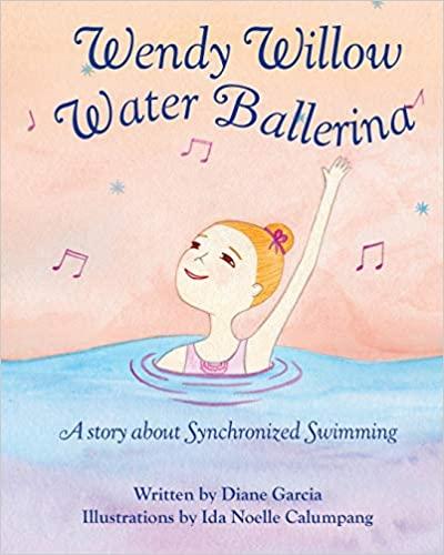 """Wendy Willow Water Ballerina"" by Diane Garcia"