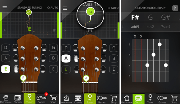 Best Android App to Learn Guitar for Beginners