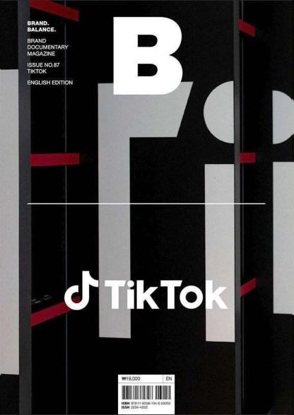 Magazine B #87: TikTok