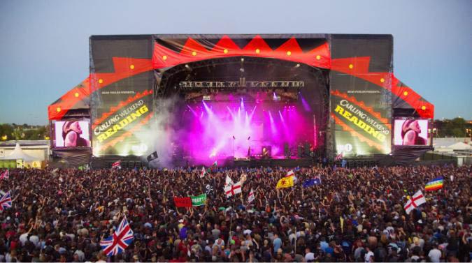 Image result for reading festival