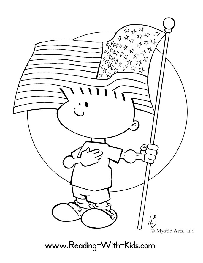 american flag coloring pages pictures  online coloring