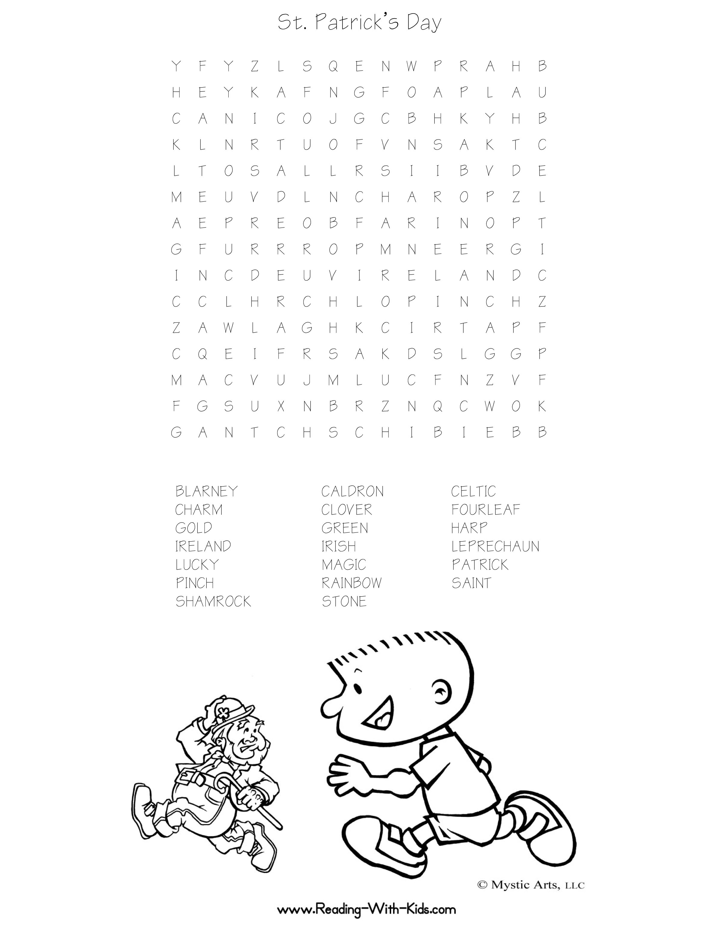 D Day Word Search