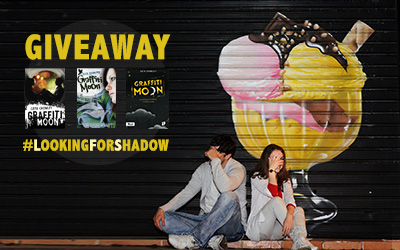 #LookingForShadow GIVEAWAY (intl)