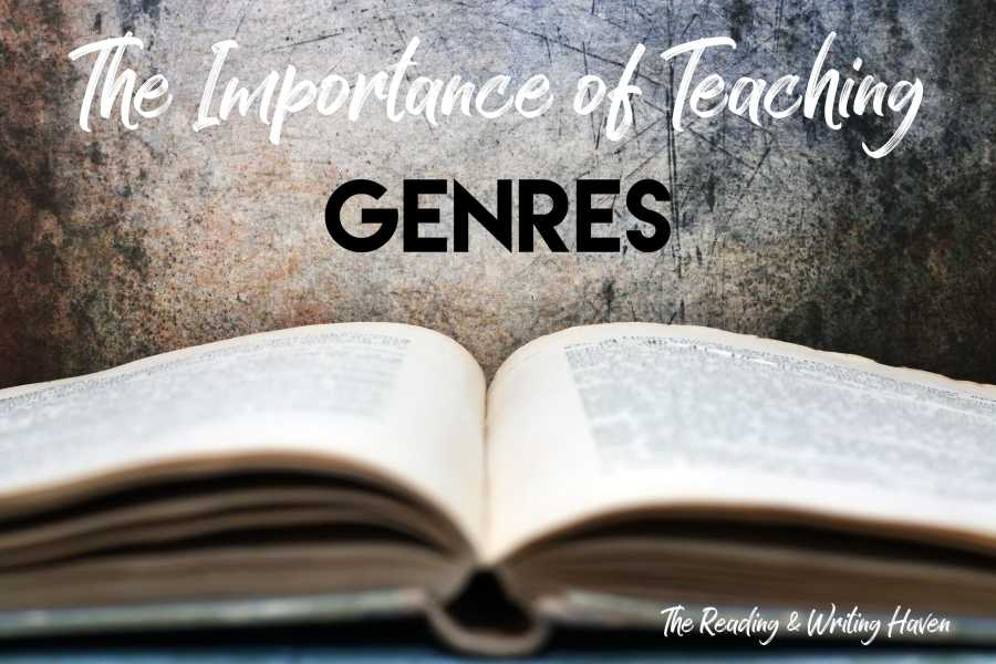 Why Teach Genres  and How     The Reading and Writing Haven The actual word    genre    is rarely referred to in the Common Core Standards   Even so  explicitly teaching students about genres is important at all  grade