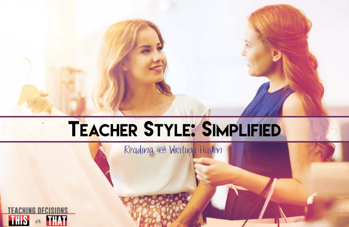 Adding to your teacher wardrobe? Shopping for stylish teacher clothing doesn't have to be hard. Anyone can do it. Keep in mind these simple guidelines and staples to maximize both your closet's potential and your fashion sense.