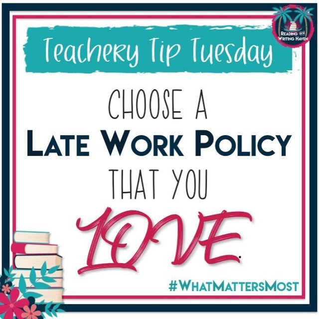 Is it possible to love your late work policy? Yes!hellip