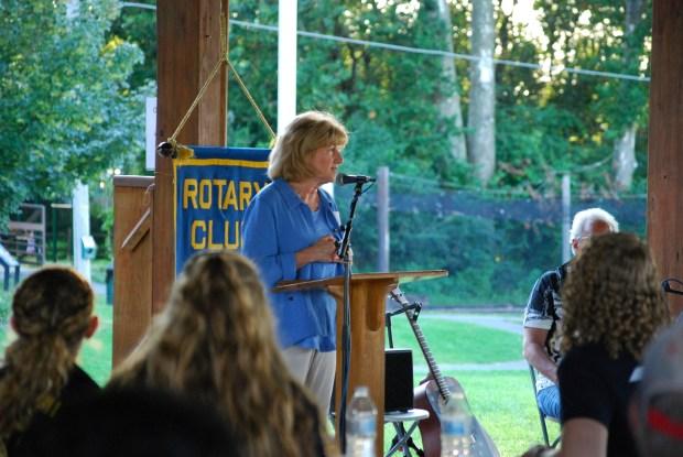 Sen. Judy Schwank spoke at Kutztown ...