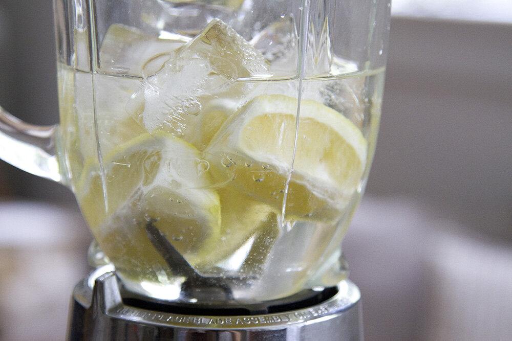 blender lemonade   reading my tea leaves