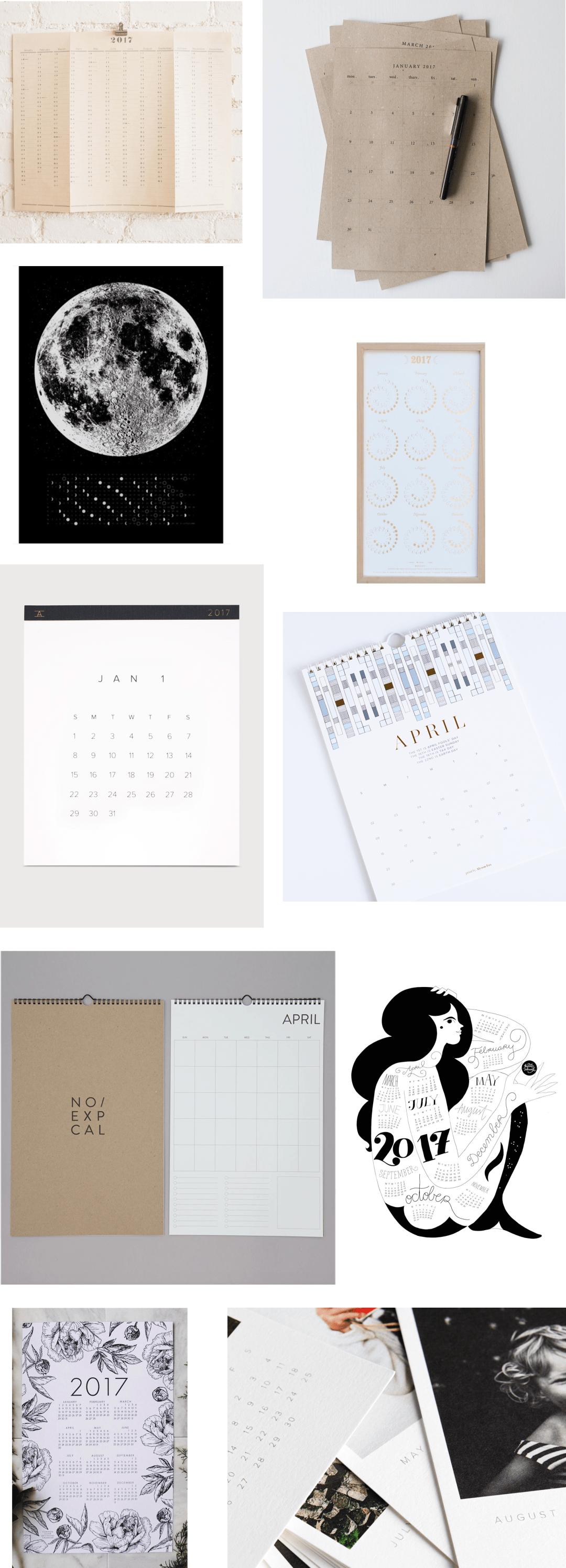 2017_calendars