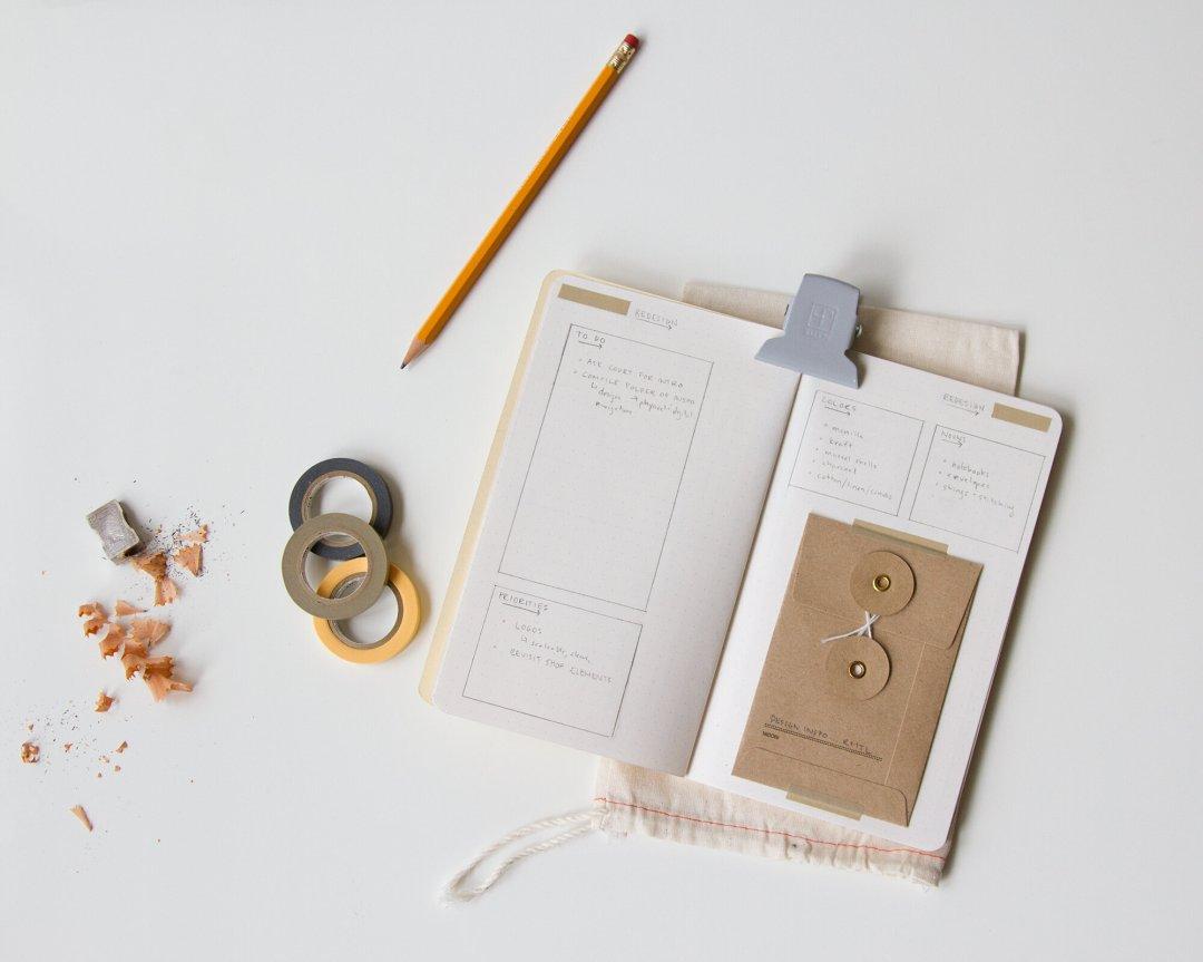 dot journaling | reading my tea leaves