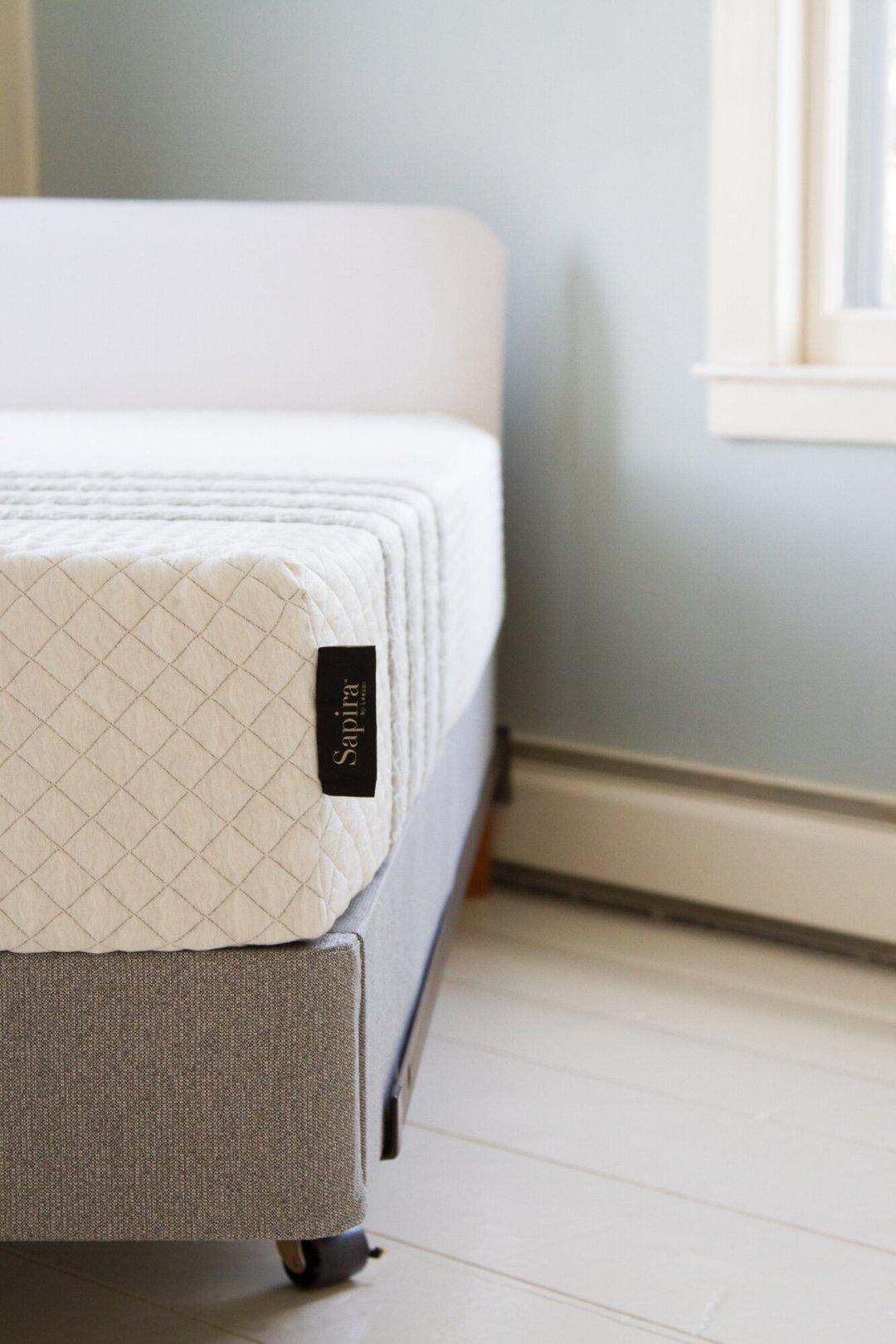 a new mattress from leesa | reading my tea leaves