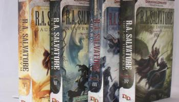 The Neverwinter Saga by R.A. Salvatore