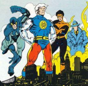 Charlton comics characters