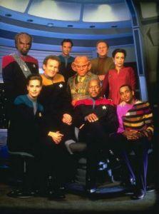 Deep Space 9 crew