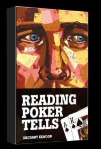 Reading Poker Tells book